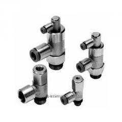 Обратный клапан и обратно-дроссельные клапаны - серия STP