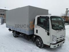 ISUZU NMR 85L car board awning