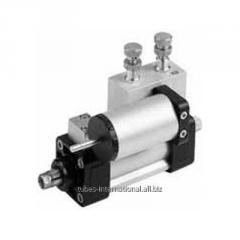 Гидравлический амортизатор для цилиндров ISO 6431 Ø 40 ÷ 80 мм серия BRK