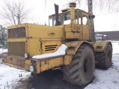 Tractor K - 701 1991.