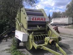 Pres-podborshchik rolled KLAAS ROLLANT-62
