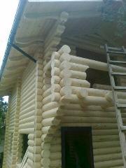 Деревянные домики, цена, Киев