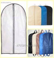 Чехлы для одежды 60х130 см