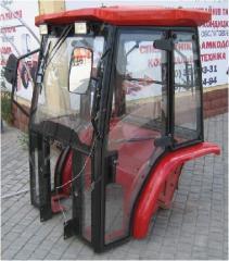 Кабина универсальная тракторная (к тракторам FT, ДТЗ, DW 24-40 л. с)