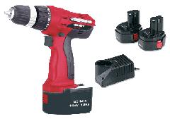 Accumulator drill screw gun of ASH-14.4D