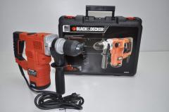 Перфоратор Black & Decker BPHR323K-KS