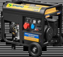 Генератор струму Sadko GPS-8500EF