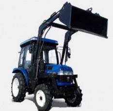 Погрузчик фронтальный для сыпучих материалов ПФ400.3 (к трактору JM244/JM244E/JMT3244)