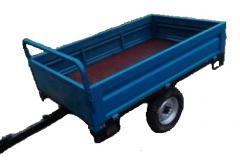PM-0,8 S Centaur trailer
