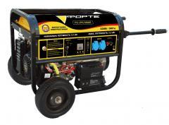ГенераторForte FG LPG 6500 (бензин/газ)