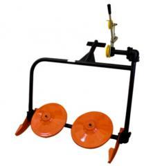 FORTE BM-02 Mower rotor bel
