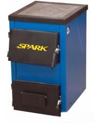 Котел твердотопливный Spark-14