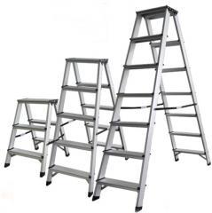 Step-ladder bilateral Practice 2 steps