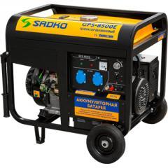 Генератор бензиновый SADKО GPS-8500E