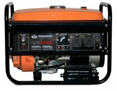 Generatory benzynowe