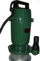 Насос дренажный Днипро-М НДА-1П 2,45 кВт (алюминиевый с поплавком, с ситом, фекальный)