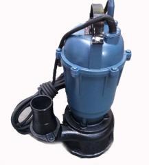 Электронасос дренажный Eurotec 3 кВт (чугунный, фекальный, с поплавком)