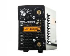 Сварочный аппарат Дніпро-М ММА (IGBT) mini 210