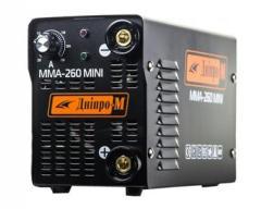 Сварочный аппарат Дніпро-М ММА (IGBT) mini 260