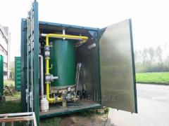 Boiler transportable Clayton