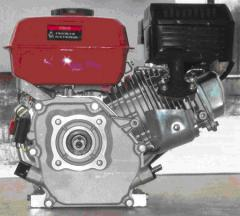 Двигатель бензиновый BULAT BТ177F-Т (для МБ 1100 ШЛИЦЫ 25мм), бензин 9,0л.с.