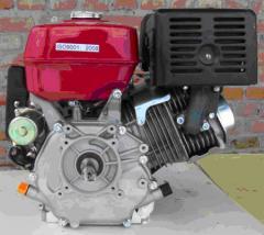 Двигатель бензиновый BULAT BТ190F-T (для МБ 1100 ШЛИЦЫ 25мм), бензин 16л.с.
