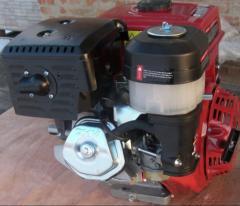 Двигатель бензиновый WEIMA WM190FE-L (редуктор 1/2,шпонка 25мм, эл/старт),16л.с.