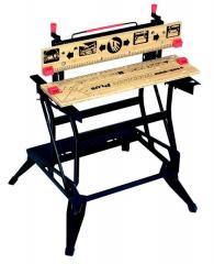 Table workbench Black & Decker WM825-XJ,