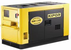 Дизельный генератор KIPOR KDE16STA