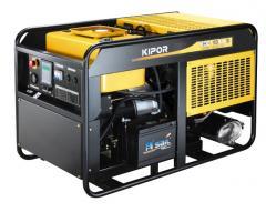 Дизельный генератор KIPOR KDЕ19ЕA3