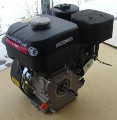 Двигатель бензинонвый WEIMA WM170F-S NEW (шпонка, вал 20мм), бенз7.0 л.с.