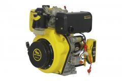 """Engine diesel """"Centaur of DVZ-420DE"""