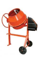 Agrimotor 1510 concrete mixer (155 liters)