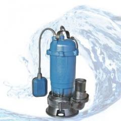 Submersible pump drainage and fecal Vitals aqua KC