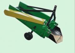 Картофелекопалка Корунд КТН-1-44 (ЖМ)