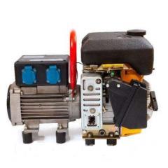 Бензиновый электрогенератор Agrimotor 2500 с асинхронным генератором