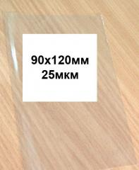 Packages packing standard 60kh120mm 25 microns