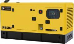 Дизельный Генератор Energy Power EP19SS3 + блок автоматики
