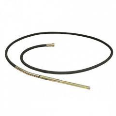 Vibromace and flexible shaft 32mmkh6m,