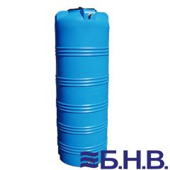 Емкость круглая вертикальная V-750