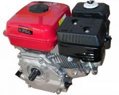 Двигатель бензиновый WEIMA BТ170F-T/25 (для ВТ1100-шлицы 25мм), бензин 7.0л.с.