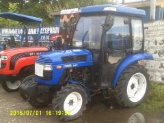 Трактор JINMA 244 C