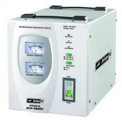 Стабилизатор напряжения напольный Дніпро-М АСН-5000П (100-260 В)