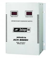 Стабилизатор напряжения настенный Дніпро-М АСН-8000Н (100-260 В)