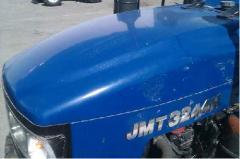 Трактор Jinma JMT 3244H в сборе (ДТЗ)