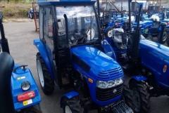 Трактор JM-244 с кабиной в сборе (ДТЗ)