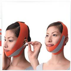 Mask bandage for correction of a face form the