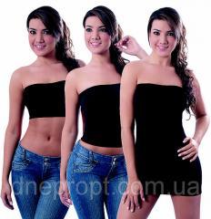The Lipodress 3 dress modeling a figure in 1 L/XL