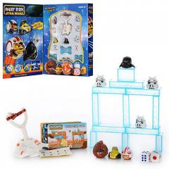 Board game of angry birds Star Wars Star Voyny