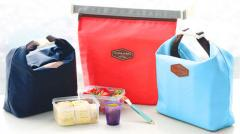 Thermobag for a lunch of a lunch of Easy to Carry